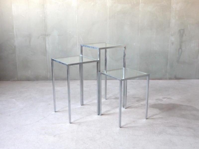 HL ガラステーブル