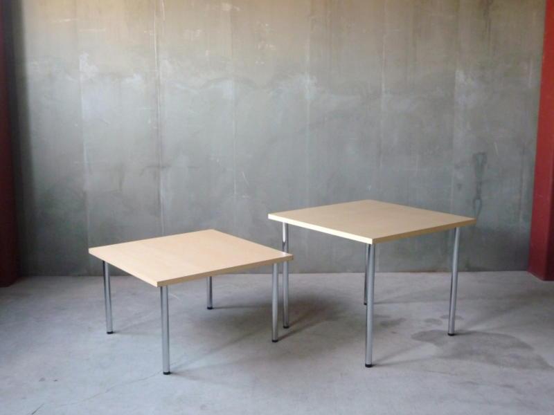スクエアウッドテーブル